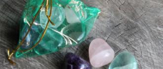 Как гадать на камнях