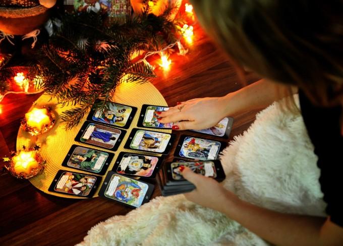 Гадания на суженного в новогоднюю ночь