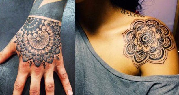 Магия татуировок символы