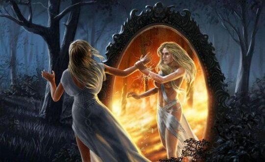 История появления зеркала