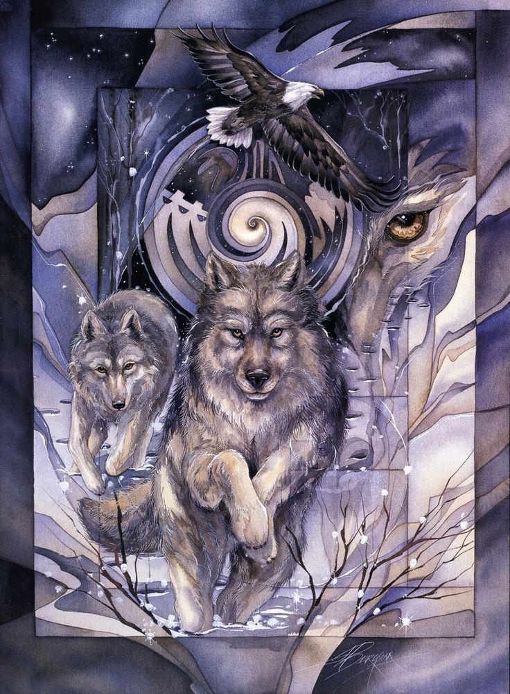 Тотемные животные в магии