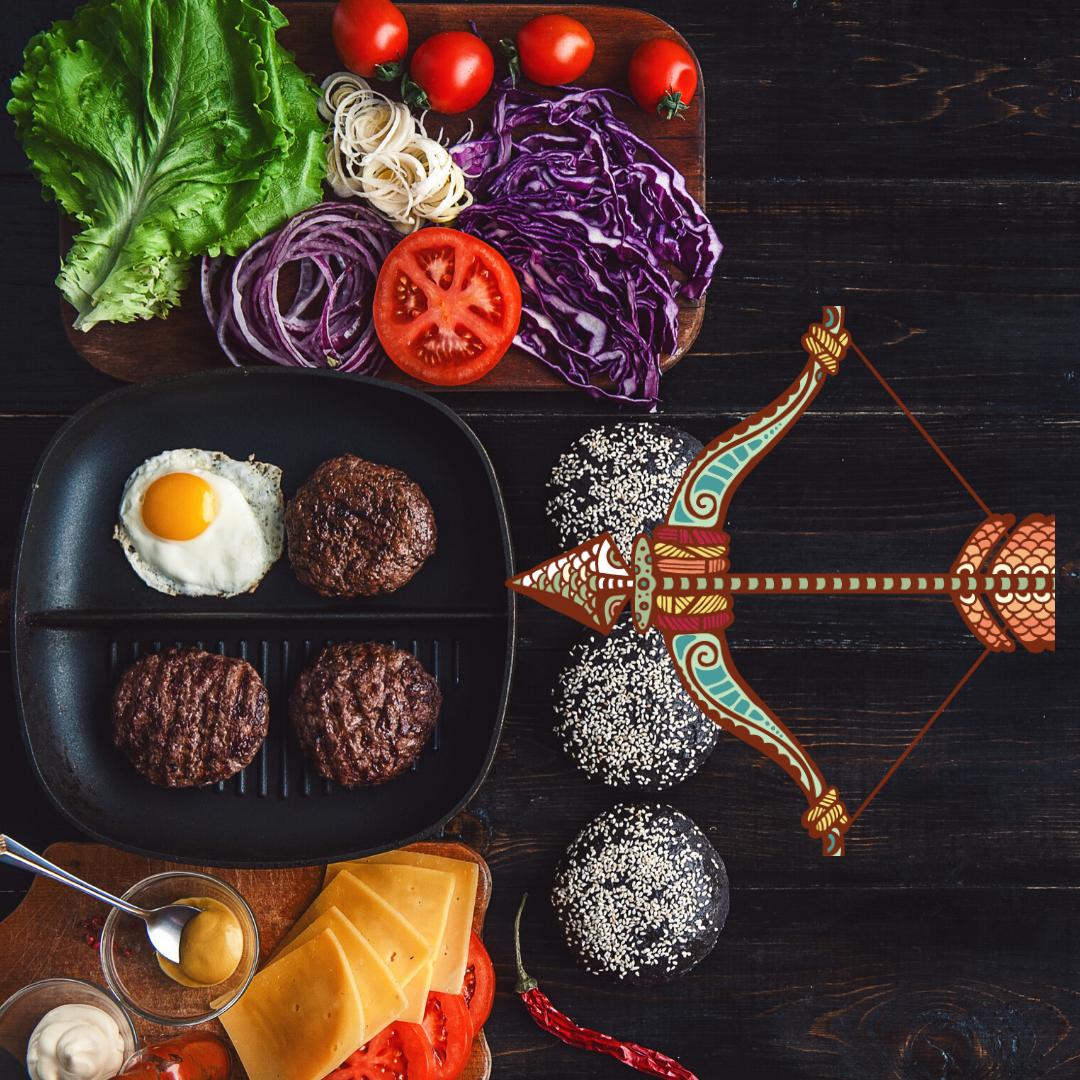 Гороскоп здоровья и диеты для Стрельца