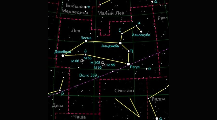История знака Зодиака Лев