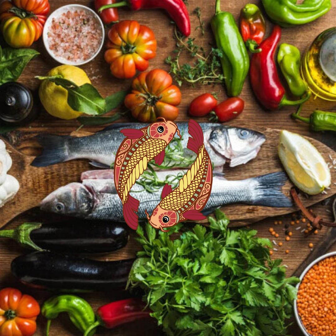 Гороскоп здоровья и диеты для Рыб