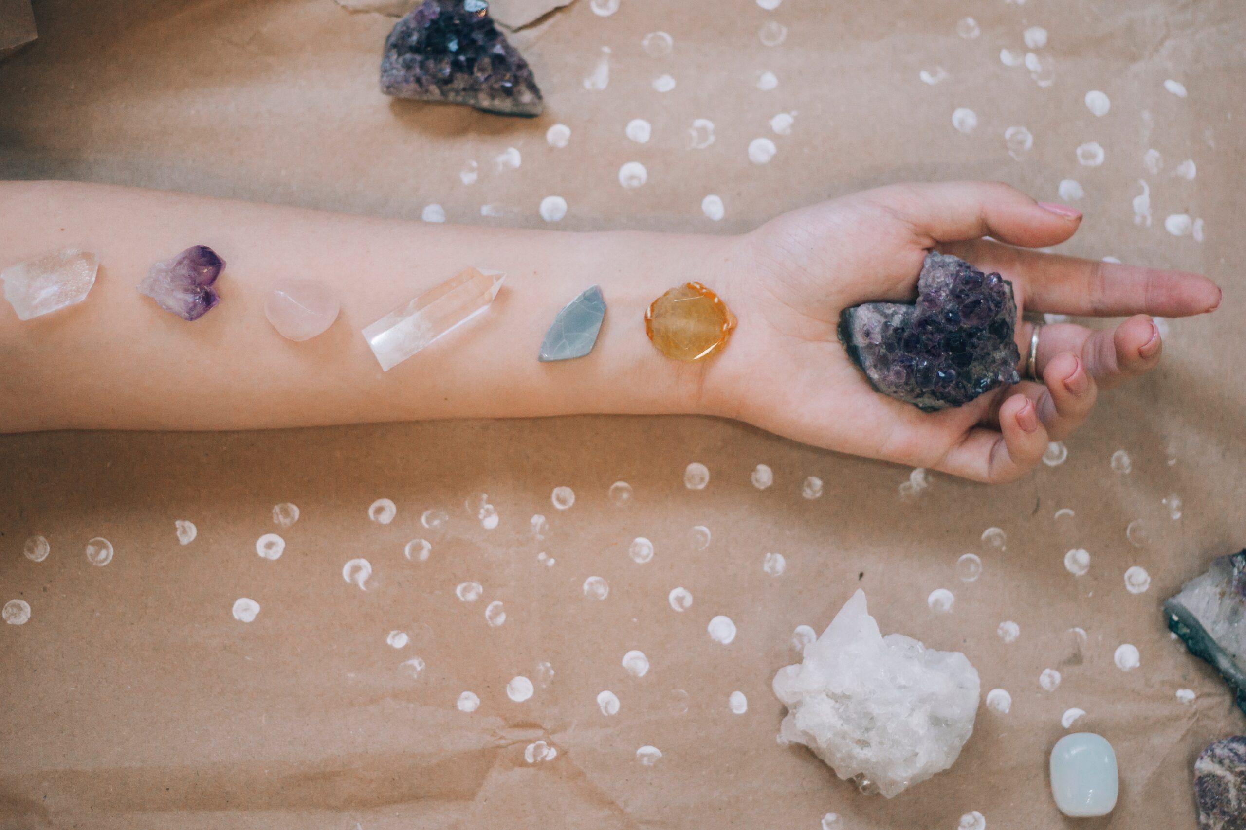 лечебные камни и минералы