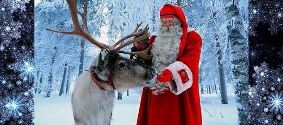 Как зовут финского Деда Мороза