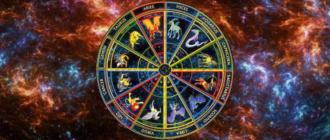 Заказать индивидуальный гороскоп