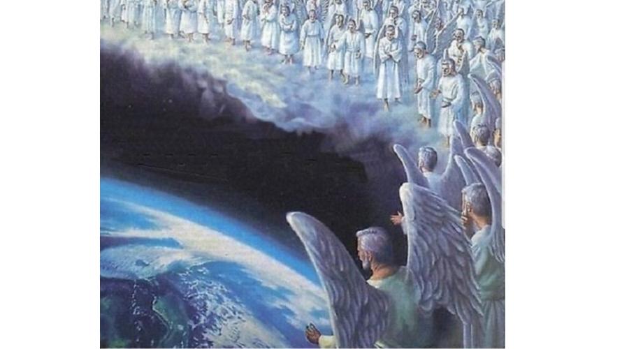 Семь архангелов имена предназначение