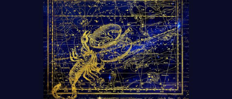 скорпион знак зодиака созвездие