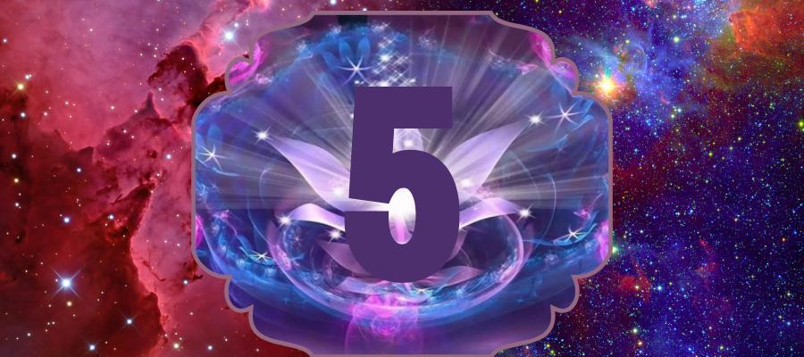 Число души 5