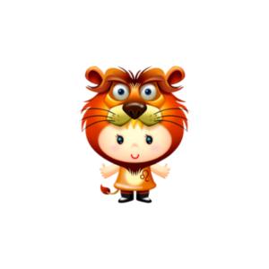 Характер ребенка Лев