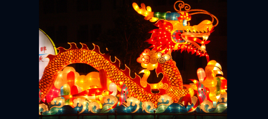 Какие новогодние традиции в Китае