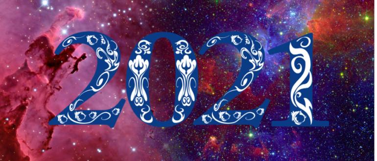 Число года 2021 года в нумерологии