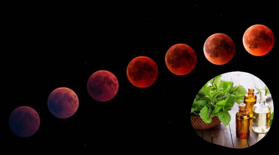 Ароматы для бальзамической луны