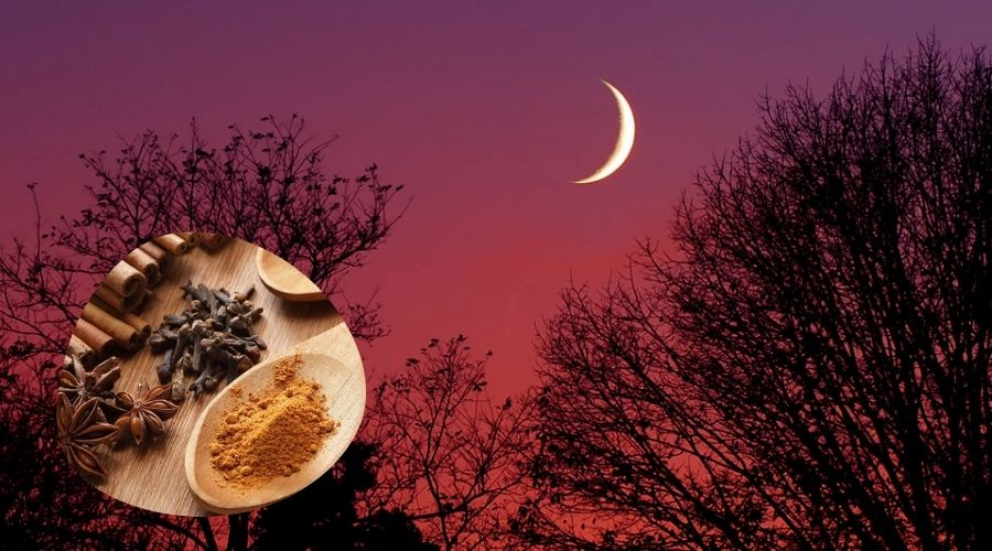 Ароматы для растущей луны