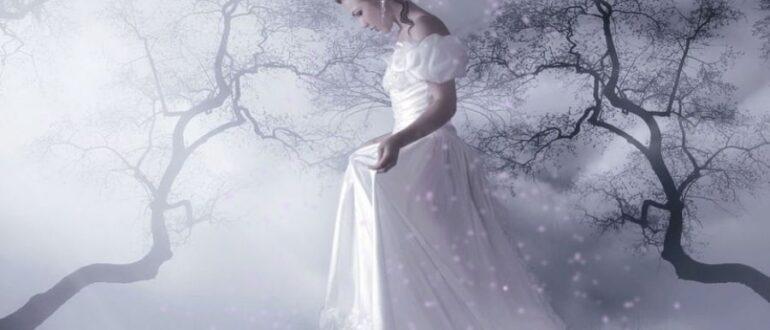 Белый цвет Ауры значение