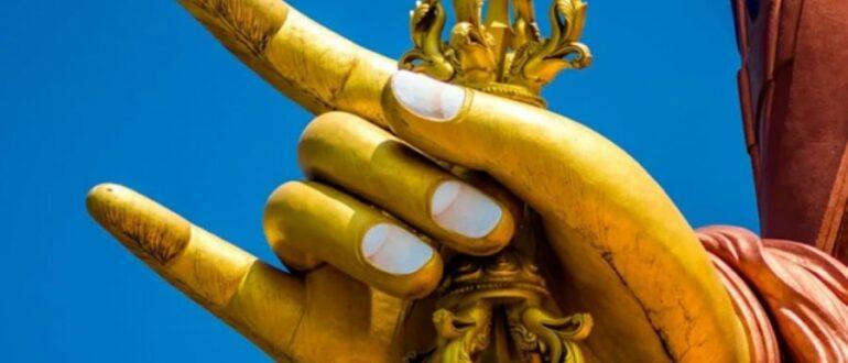 Магия пальцев рук