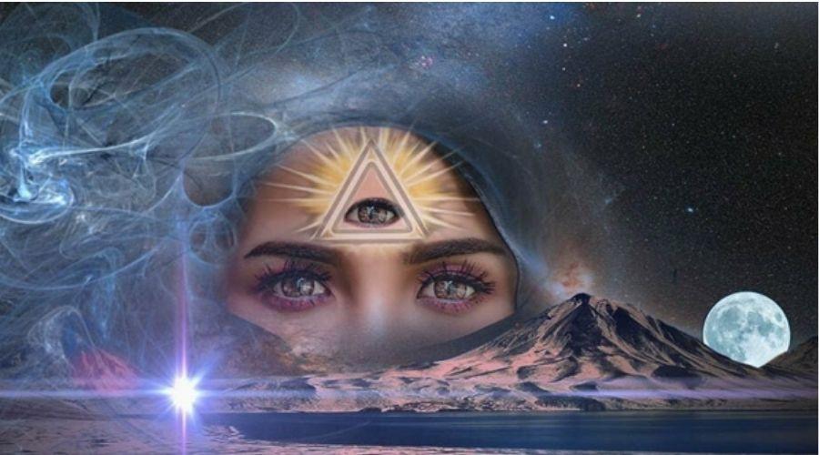 Как открыть свой третий глаз
