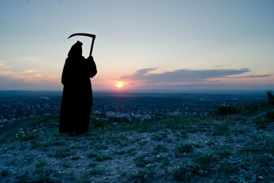 Приснился сон смерть