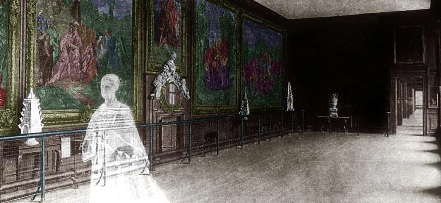 Призрак Анны Болейн