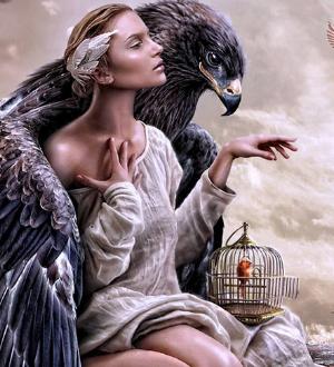 тотем орел