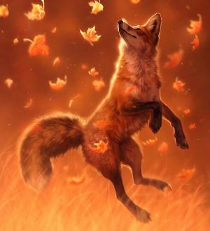 тотем лисица