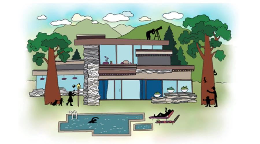 нумерология домов