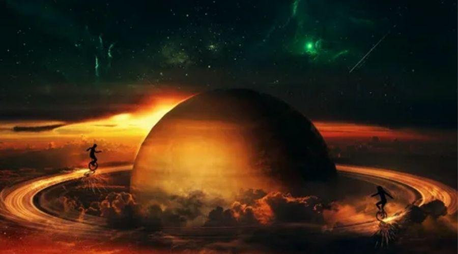 Планеты в октябре 2021