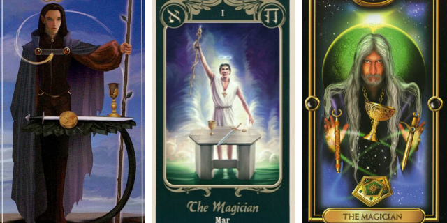 Маг и Жрица: тайные знаки Таро
